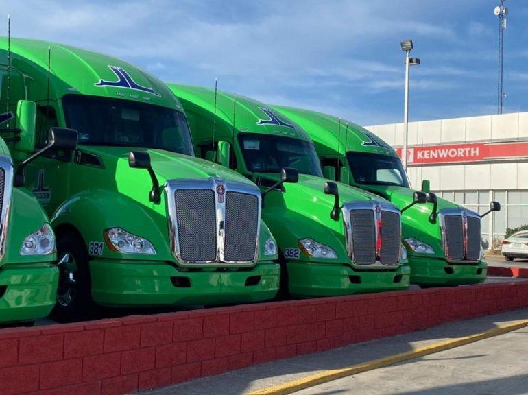 Jasso Logistics adquiere 10 unidades Kenworth