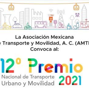 Premio Nacional de Transporte Urbano y Movilidad