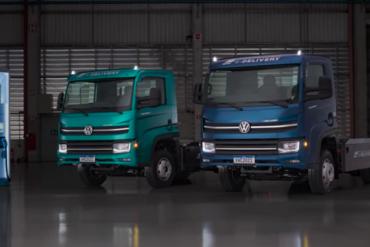 e-Delivery el primer camión eléctrico fabricado en Brasil