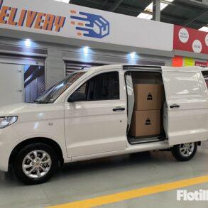 Chevrolet Tornado Van 2022, la nueva opción de carga para los negocios