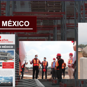 Inicia Estafeta la construcción de nuevo hub en México