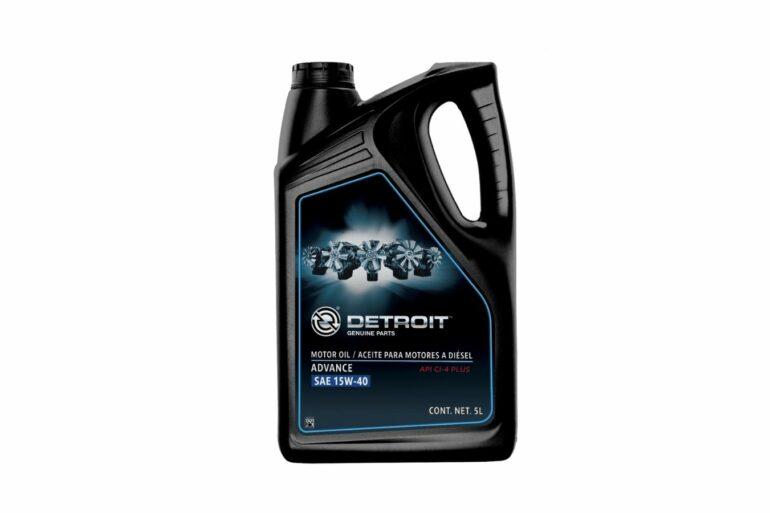 Detroit Diesel 15W-40