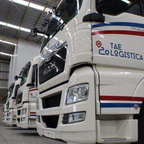 TAE Logística / MAN Truck & Bus México