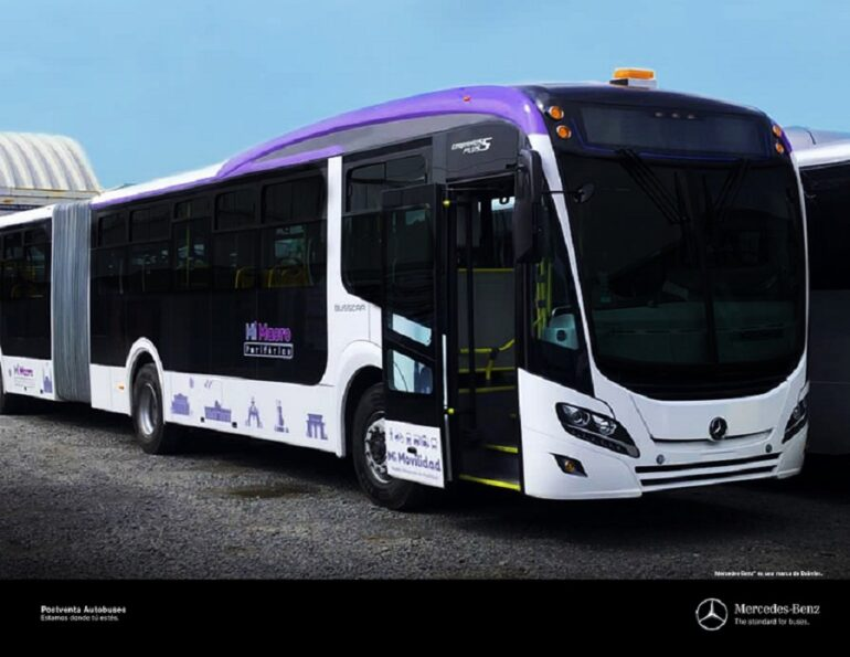 Mercedes-Benz Autobuses -Mi Macro Periférico_1