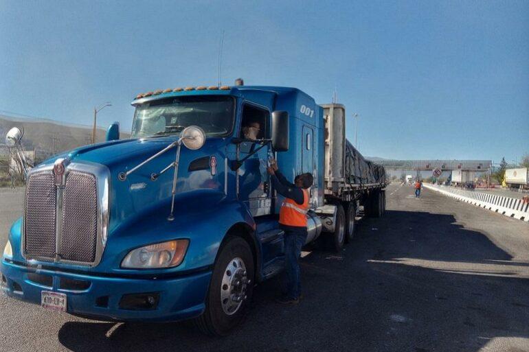 Alianza Trayecto entrega de alimentos a operadores