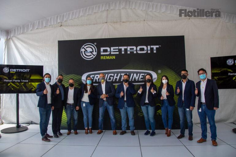 Planta Detroit Reman suma nuevas líneas de producción en México