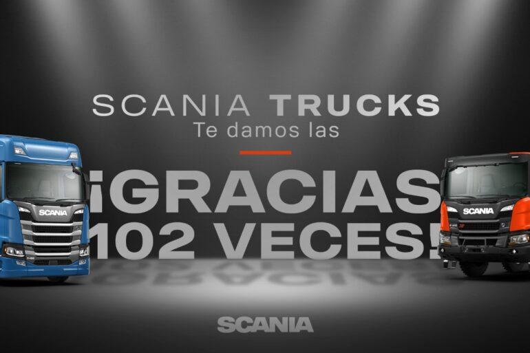 Scania Trucks México