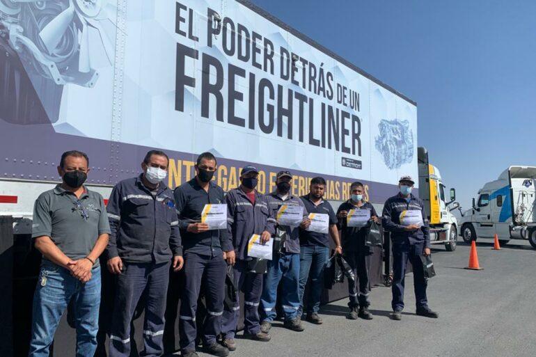 Gira Freightliner,