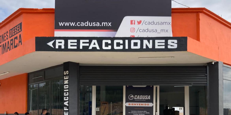 CADUSA Zacatecas
