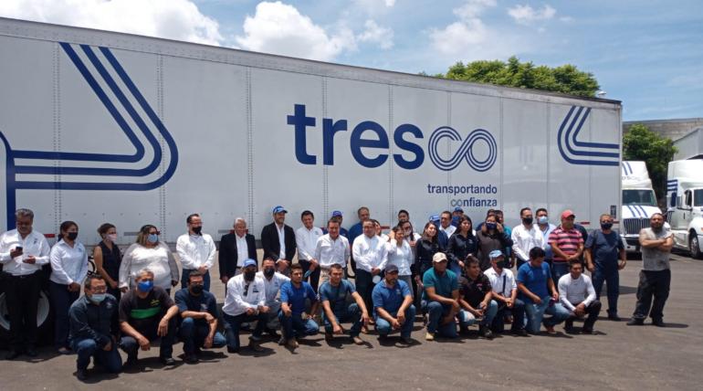 TRESCO y Navistar