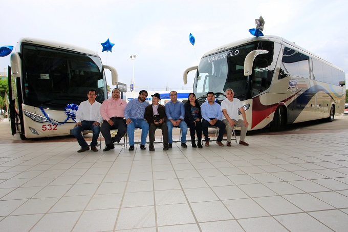 Autobuses Fletes y Pasajes MB Alianza Flotillera 1