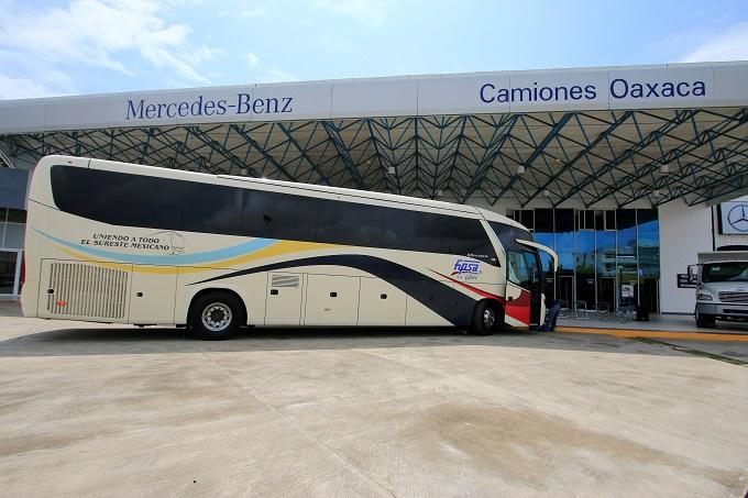 Autobuses Fletes y Pasajes MB Alianza Flotillera 2