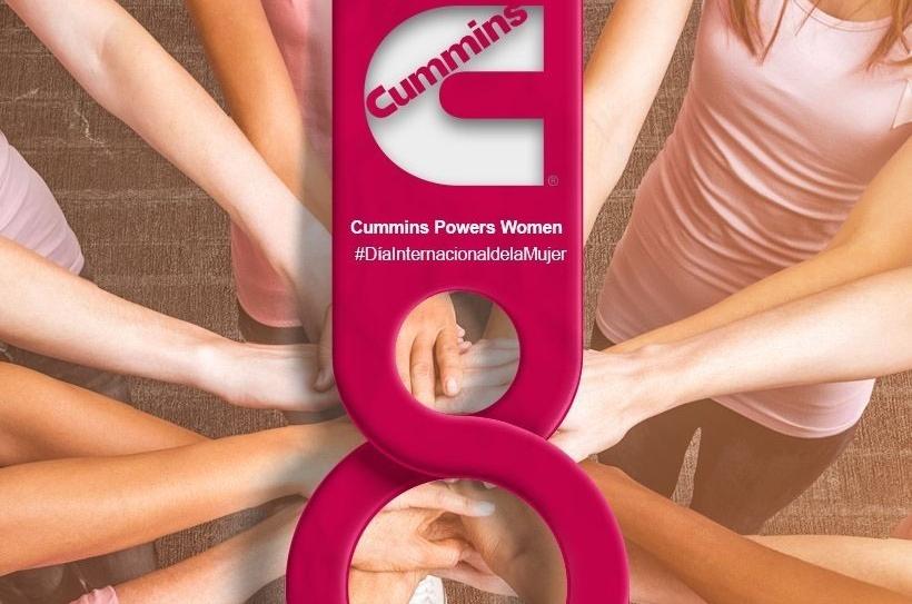 Cummins Powers Women, empoderando a las mujeres
