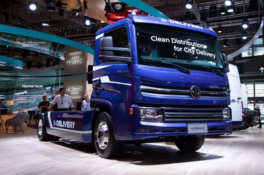 Volkswagen e Delivery