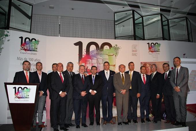 Expo Foro festejará 100 años del autotransporte