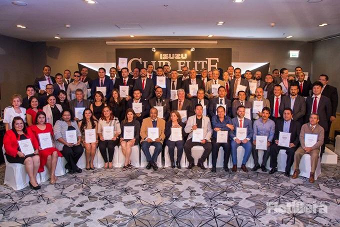 Isuzu Club Elite 2017 Alianza Flotillera 39
