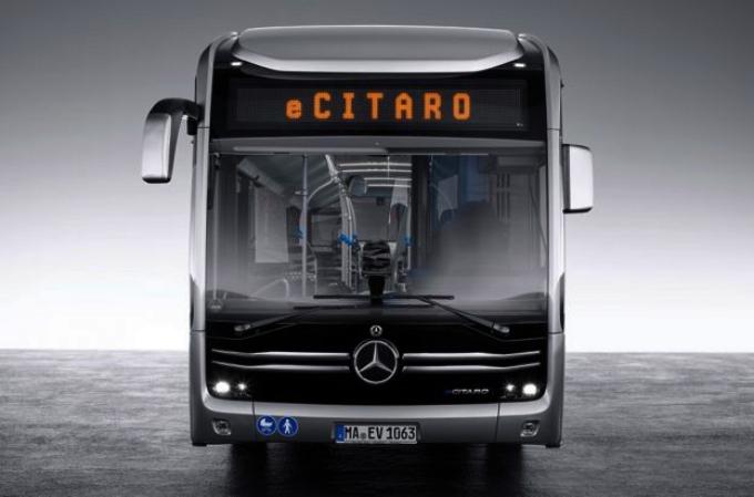 Mercedes Benz recibe el mayor pedido de unidades eCitaro