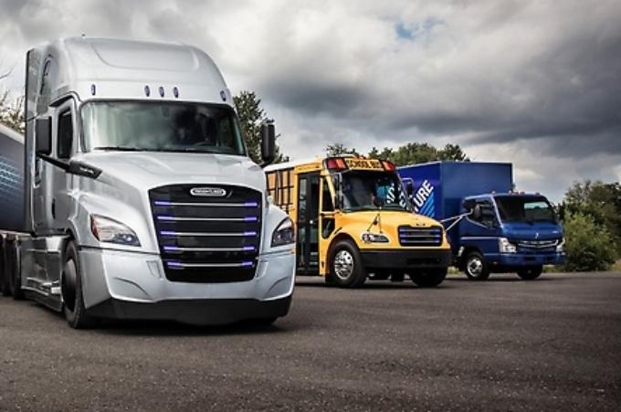 Freightliner, la marca de ANPACT que más vehículos emplacó en 2018