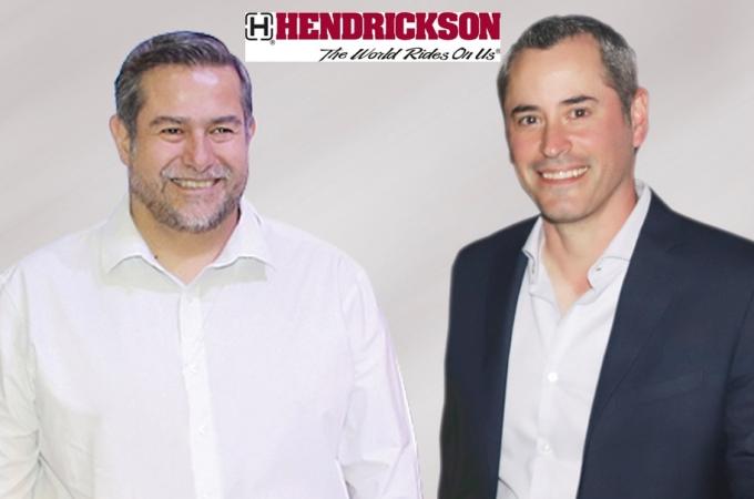 Hendrickson Mexicana anuncia cambio de directivos