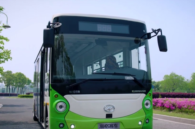 Conoce la autonomía de los autobuses de Higer