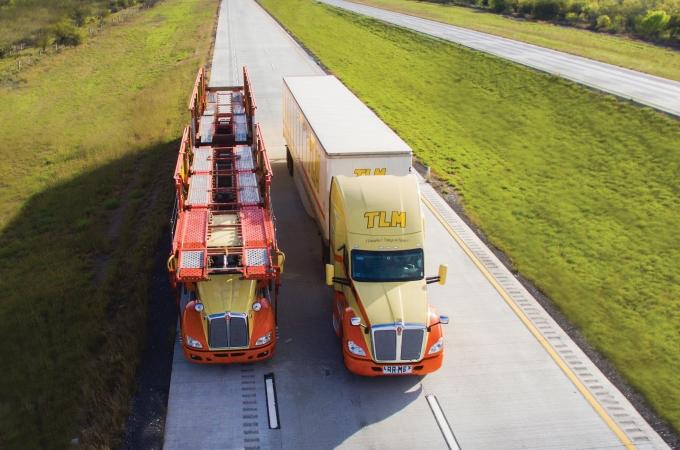 Grupo Transportes Larmex, avanza sobre ruedas