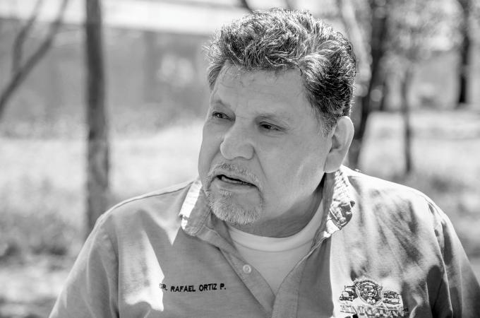 Rafael Ortiz Pacheco: el disidente del autotransporte