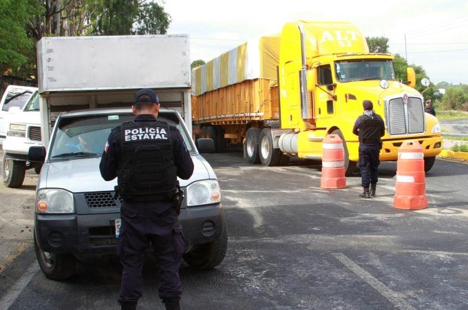 Estrategia de Seguridad Nacional: 6 acciones contra robo al transporte