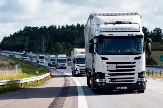 Las tendencias en el transporte de larga distancia