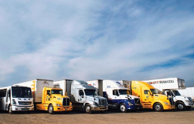 Traxión, consolida sus servicios de logística